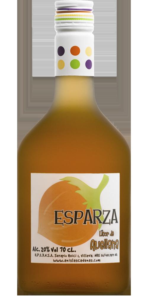 Hazelnut Liqueur Esparza