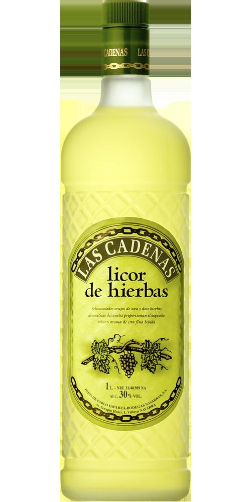 Las Cadenas Herb Liqueur