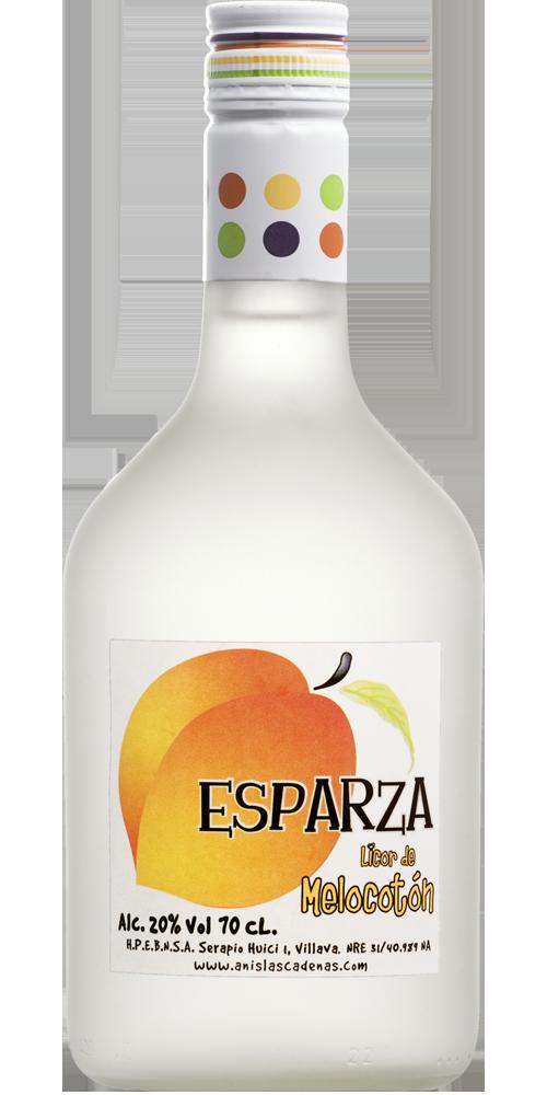 Peach Liqueur Esparza