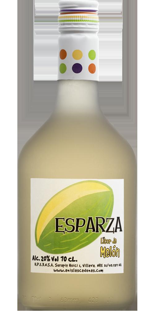 Cantaloupe Liqueur Esparza
