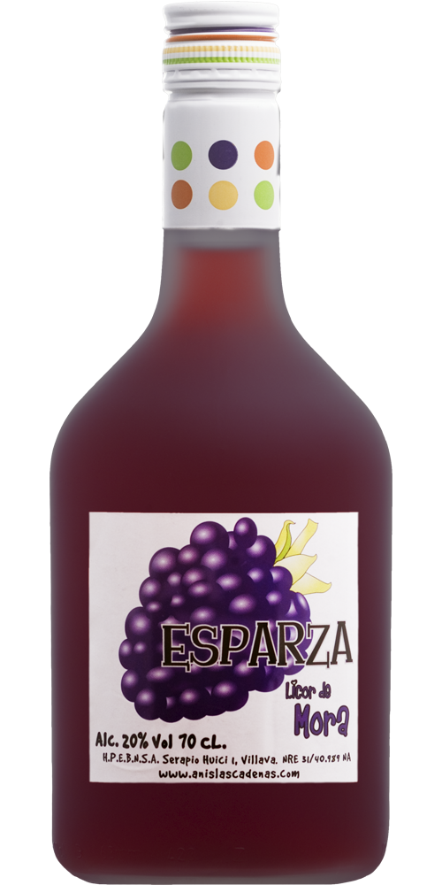 Blackberry Liqueur Esparza