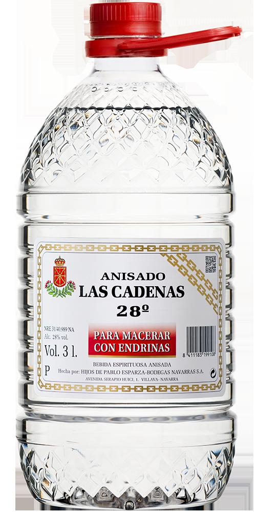 Anisado Las Cadenas 28º