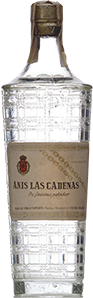 Botella Basarana Las Cadenas 1920