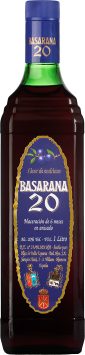 Botella Basarana Las Cadenas 1994