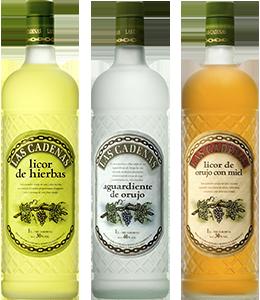 Botella Basarana Las Cadenas 1997