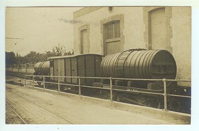 Vagón Anís Las Cadenas